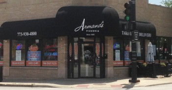 Armand's Pizzeria in Edison Park