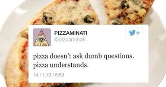 """How Pizza Became the """"Hottest"""" Fashion Trend of 2014"""