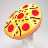 Pizza Hat Pizza Halloween Costume