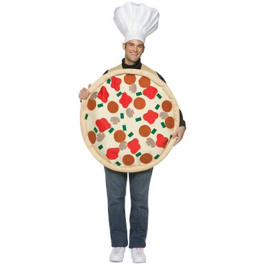 Rasta Imposta Pizza Halloween Costume
