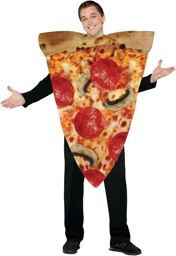 Pizza Halloween Costume