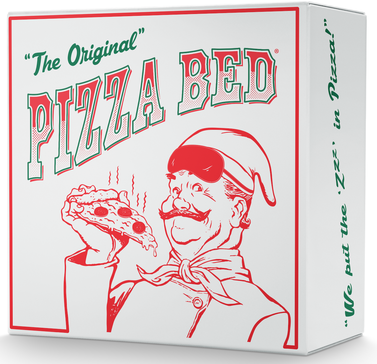 Pizza Bed Delivery Box