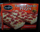 A Little History Lesson: French Bread Pizza