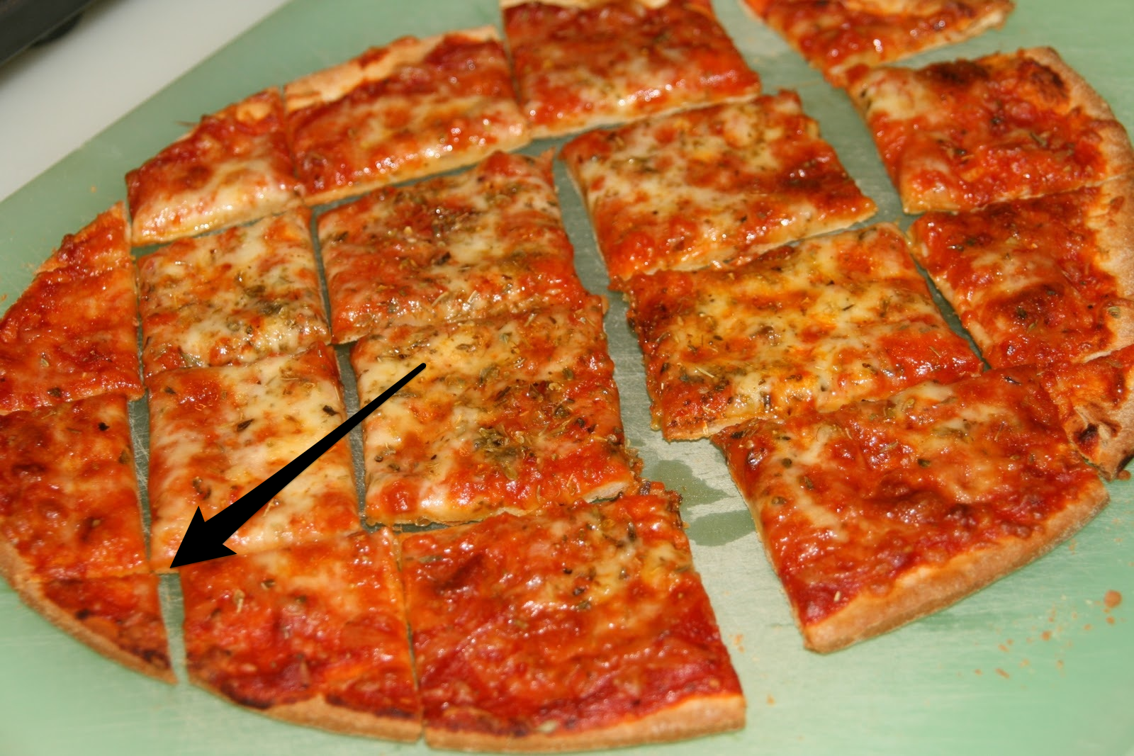 6 Reasons Square Cut Pizza is the Best Cut Pizza - Encyclopizzeria on vintage pizza, sbarro cheese pizza, philadelphia cream cheese veggie pizza, california pizza kitchen cheese pizza, german style pizza, arugula pizza, totino's cheese pizza, butternut squash goat cheese pizza, culinary circle pizza,