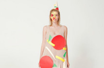 Halloween Pizza Costumes