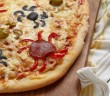 Halloween Pizza Recipes Spider Pizza