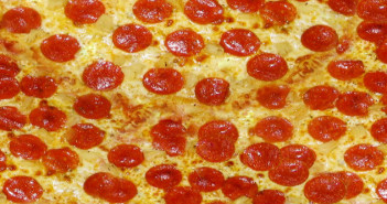 Pepperoni Pizza Topping
